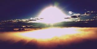 Sun Fotos de Stock Royalty Free