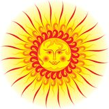 Sun Royalty Free Stock Photos