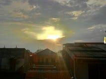 Sun Photographie stock