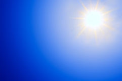 Sun Lizenzfreie Stockbilder