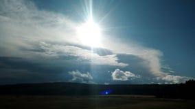 Sun! Fotografia de Stock Royalty Free