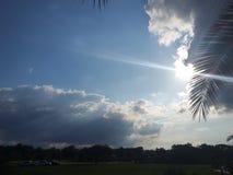 Sun Imagem de Stock