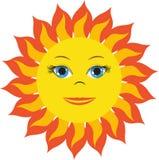 sun Royaltyfri Bild