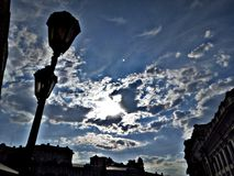Sun immagini stock libere da diritti