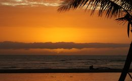 Sunrise Horizon Royalty Free Stock Images