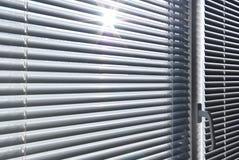 Sun attraverso la finestra Fotografie Stock Libere da Diritti