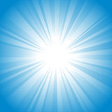 Sun  background Royalty Free Stock Photography