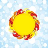 Sun Background Stock Images