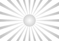 Sun Backround ilustração do vetor