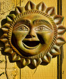 Sun beam decor Royalty Free Stock Photo