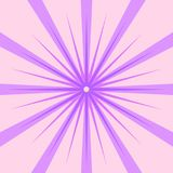 Sun beam purple ray sunburst pattern background summer. Shine Summer pattern. Sun beam purple ray sunburst pattern background summer. Shine Summer pattern Royalty Free Stock Photography