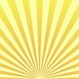 Sun beam ray sunburst pattern background summer. Shine Summer pattern Stock Photo