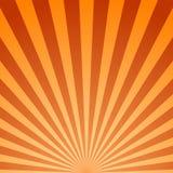 Sun beam ray sunburst pattern background summer. Shine Summer pattern Stock Images