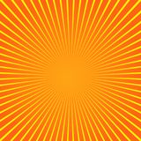 Sun beam ray sunburst pattern background summer. Shine Summer pattern. Vector Stock Photography