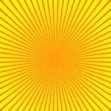 Sun beam ray sunburst pattern background summer. Shine Summer pattern. Vector.  Royalty Free Stock Photo