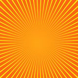 Sun beam ray sunburst pattern background summer. Shine Summer pattern. Vector Royalty Free Stock Images