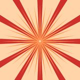 Sun beam retro ray sunburst pattern background summer. Shine Summer pattern. Sun beam retro ray sunburst pattern background summer. Shine Summer pattern Stock Photography