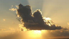 Sun besó la mañana 2 fotos de archivo libres de regalías