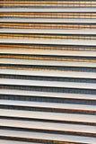 Sun blinds Stock Image