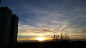 Sun brilla Imagen de archivo libre de regalías