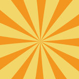 Sun Burst. A radiating sun burst to be used as a background.  An additional format of AI is available Royalty Free Stock Photography