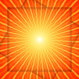 Sun burst Royalty Free Stock Photo