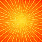 Sun burst Royalty Free Stock Photography