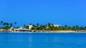 Sun Caribbean beach Stock Photos