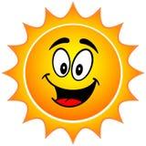 Sun Cartoon Royalty Free Stock Photos