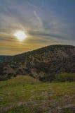 Sun centrale di California Fotografia Stock Libera da Diritti