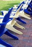 Sun Chairs Stock Image