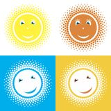 Sun Royalty Free Stock Images