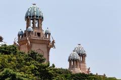 Sun City,失去的城市,南非宫殿  图库摄影