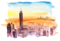 Sun City Arkivfoton