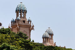 Sun City, der Palast der verlorenen Stadt, Südafrika Stockfotografie