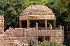 Sun City, el palacio de la ciudad perdida, Suráfrica Foto de archivo libre de regalías