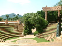 Sun city's amphitheatre Stock Photos
