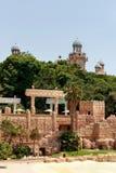 Sun City slotten av den borttappade staden, Sydafrika Royaltyfri Foto