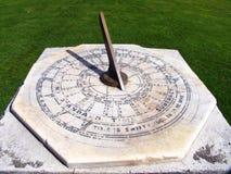 Sun Clock stock photo