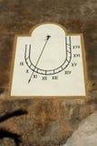 Sun clock Stock Images