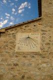 Sun clock Royalty Free Stock Photos