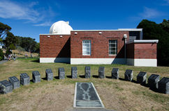 Wellington carter observatory Royalty Free Stock Photography