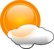 Sun, Clouds, Weather, Cloudy Royalty Free Stock Images
