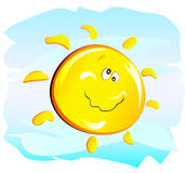 Sun (cofused) Vektor Abbildung