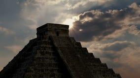 Sun Comes Out Above Aztec Ruins