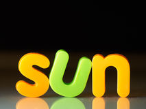 Sun concept Royalty Free Stock Images