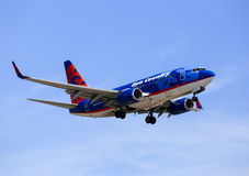 Sun Country Airlines Royalty Free Stock Photo