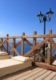 Sun Deck royalty free stock photos
