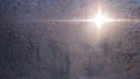 Sun del gelo immagine stock
