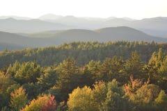 Sun 2 della montagna Immagine Stock Libera da Diritti